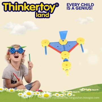 Musterblöcke DIY pädagogische Spielwaren für Schule