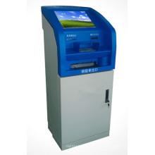 Terminal quiosco del terminal del pago en efectivo / máquina del quiosco de la pantalla táctil / quiosco de la pantalla táctil del autoservicio