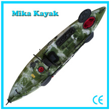 Professional Sit on Top Ocean Kayak Fishing Boats Plastic Canoe