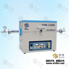 ISO Certification Laboratory Vacuum Tube Furnace (Tube-1200) with Factory Price