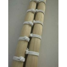31 Inch White Horse Tail Hair
