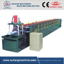 Easy Operation Shutter Box Roll Former Machine