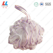 Crafted lace silky sponge ball