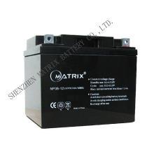 Maintenance-free lead-acid batteries 12V38Ah