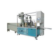 Sealant Double-Head Automatic Cartridge Filling Machine