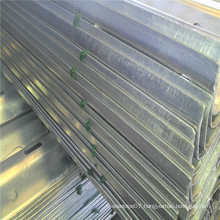 Hot DIP Galvanized China Traffic Road Barrier Highway Guardrail for Traffic Safety