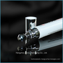 15ml Eye Cream Empty Plastic Tube with Metal Applicator for Eye Essence Cosmetic Packaging Wholesales