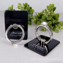 Hot Sell Samrt Ring Stand für iPhone Halter Handy-Halterung mit Diamant