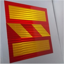 New Design Personalize Design Arrow Reflective Tape and Aluminum Sheet