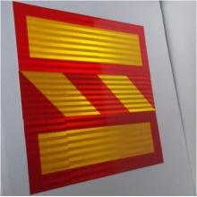 Новый дизайн Персонализация Дизайн Стрелка Отражающая лента и алюминиевый лист