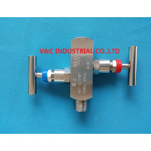 Manifold Valve with 3 Way