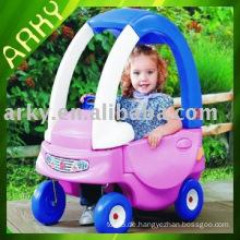 Pedal Auto - Fahrt auf Auto