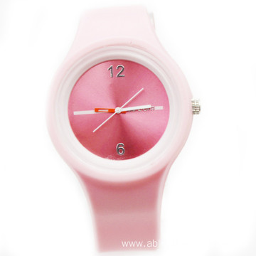 Silicone jelly watch for Children