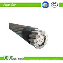 Bare Overhead Conductor de Aluminio Cable AAC Conductor