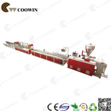 PVC Foamed Board WPC Line with Two Conical Screw Extruders