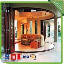 European standard aluminum folding door/window
