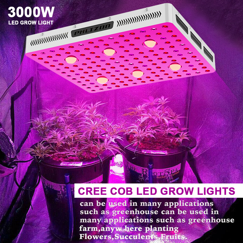 3000w led grow light