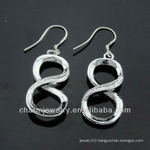 wholesale 2013 china fashion Earring hot sale silver earrings ESA-003