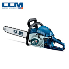 China Manufacture CE Approved 2-Stroke 52cc gasoline chain saw