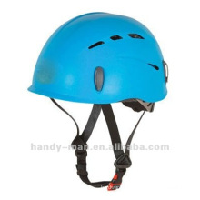 CE UIAA PP Plastic Rock Mountain Climbing Sport Protection Helmet