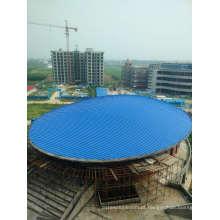 Estádio de futebol pré-fabricado da construção de aço do projeto profissional