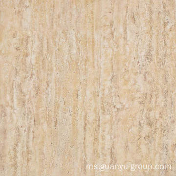Matt selesai jubin Porcelain Travertine