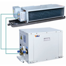 Split Water Source/Ground Source Heat Pump