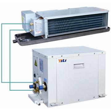 Split Water Source/Ground Source Heat Pump