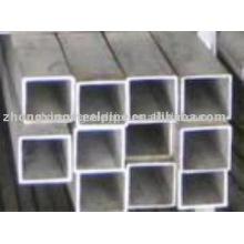 tubes de section carrée creuse en acier formé à froid