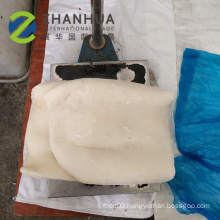 2cm up fillet frozen giant squid only skin off