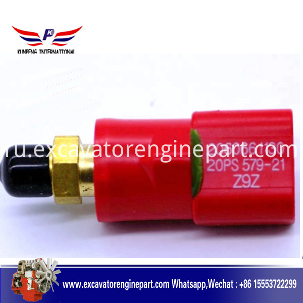 PC200 excavator pressure switch 206-06-61130