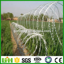 China Factory Supply Galvanized Razor/Barbed wire