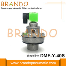 1 1/2'' AC220V DMF-Y-40S Full Immersion Pulse Valve