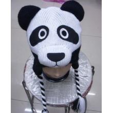 Warme Gestrickte Acryl Winter Tier Hat gutes design