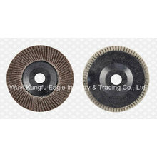5′′ Calcination Oxide Flap Abrasive Discs (Plastic cover 27*15mm)