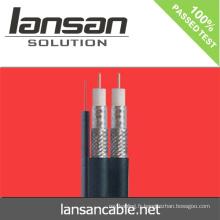 Atténuation du câble coaxial rg11 haute qualité
