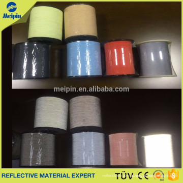 Colorful Reflective Yarn For Knit Hat