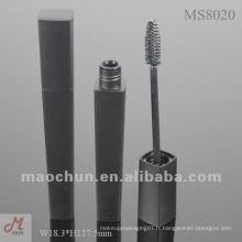 MS8020 plastique Mascara tube packaging bouteilles de cosmétiques