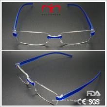 2015 dernières lunettes de lecture à une seule pièce à la mode (WRP504201)
