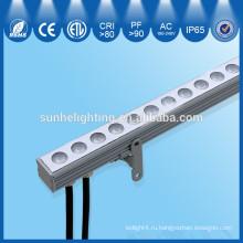 IP65 12W ETL Утвержденные новые продукты на рынке большой цене сад свет водить стены стиральная машина