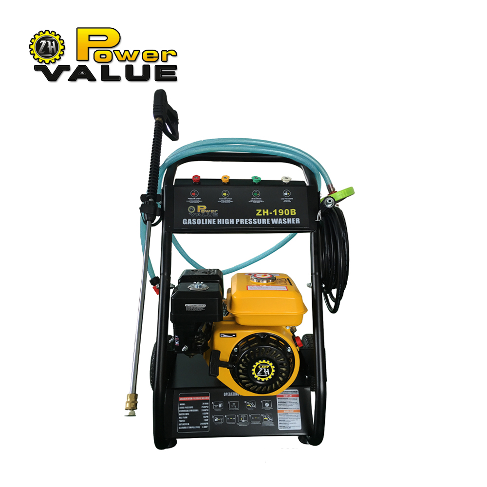 Gasoline High Pressure Washer Manual For Car Wash