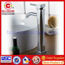 Brass Single Handle basin mixer faucet for bathroom 101138 ISO9001:2008 Certificate,lavatory faucet,chrome