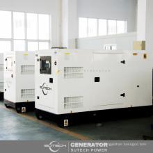 Powered by Cummins 70 kva open or silent type diesel generator with engine 4BTA3.9-G11