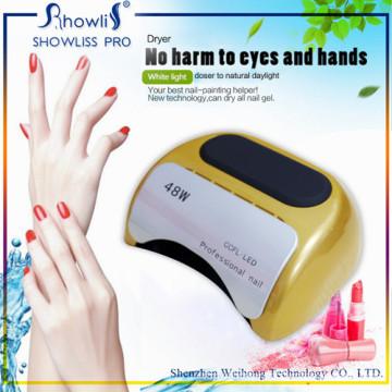 Lamp Curing Gel Polish UV-Nails 48W LED Nail Dryer