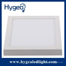 Dimmable Taiwan MW Driver 2 anos de garantia 6W Square LED Panel Light