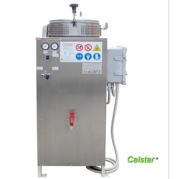 Stainless steel solvent Recycling System