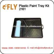 black plastic Paint Tray Kit