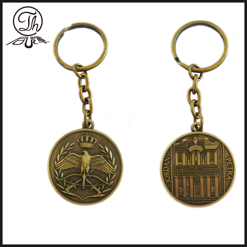 keychain metal for sublimation