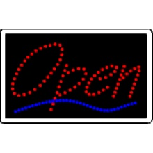 Sinal do diodo emissor de luz (GN-OPEN V2.0)