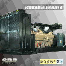 Diesel Generator Set Diesel Gernerating Set Powered by Cummins Sdg450cc